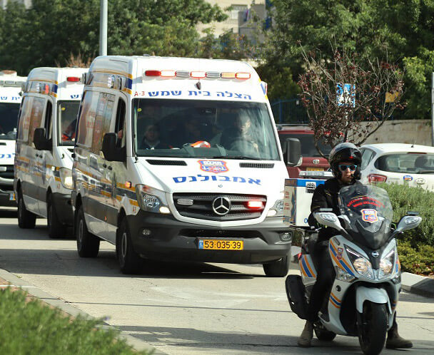 nonprofit ambulance