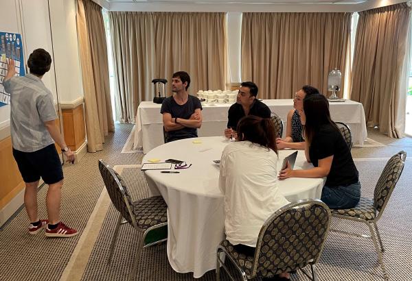 EEA Team planning